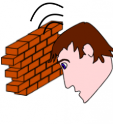 Timos Freunde denken, dass Timo mit dem Kopf durch die Wand geht. Sie wollen wirklich nicht, dass Timo das Auto kauft.