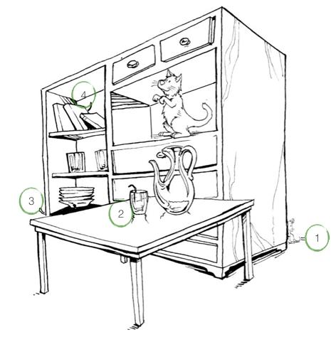 german prepositions two way prepositions. Black Bedroom Furniture Sets. Home Design Ideas