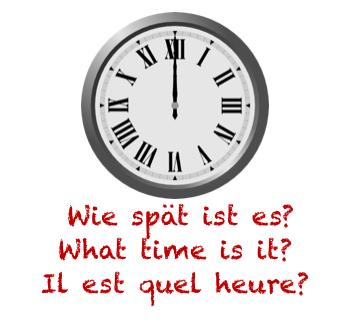 German language newspaper intermediate