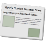 Slowly Spoken News Zeitung