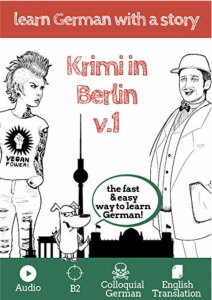 Krimi in Berlin COver