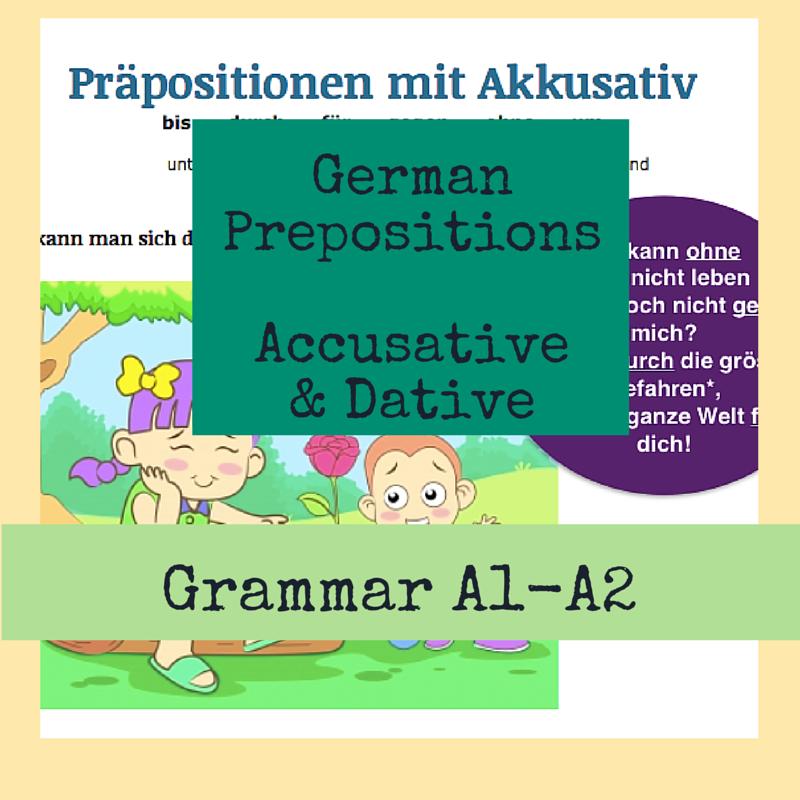 German Worksheets For Beginners - Free Printable PDFs