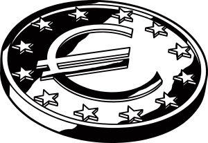 slowly-spoken-german-news-euro-coin
