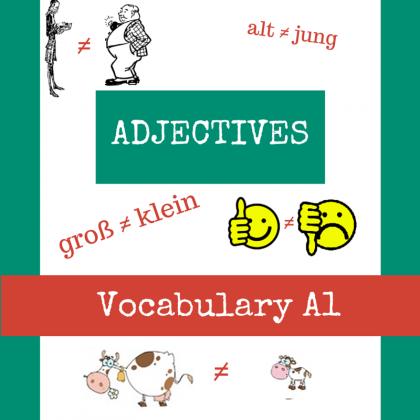 Beitragsbild Adjectives