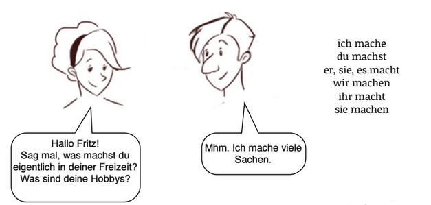 free-german-lessons-machen