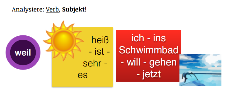 free-german-lessons-weil-ubung