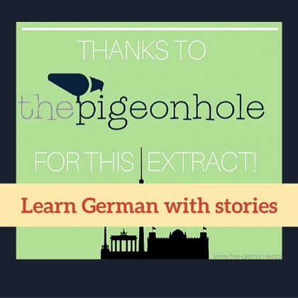 Learn German with a story PDF