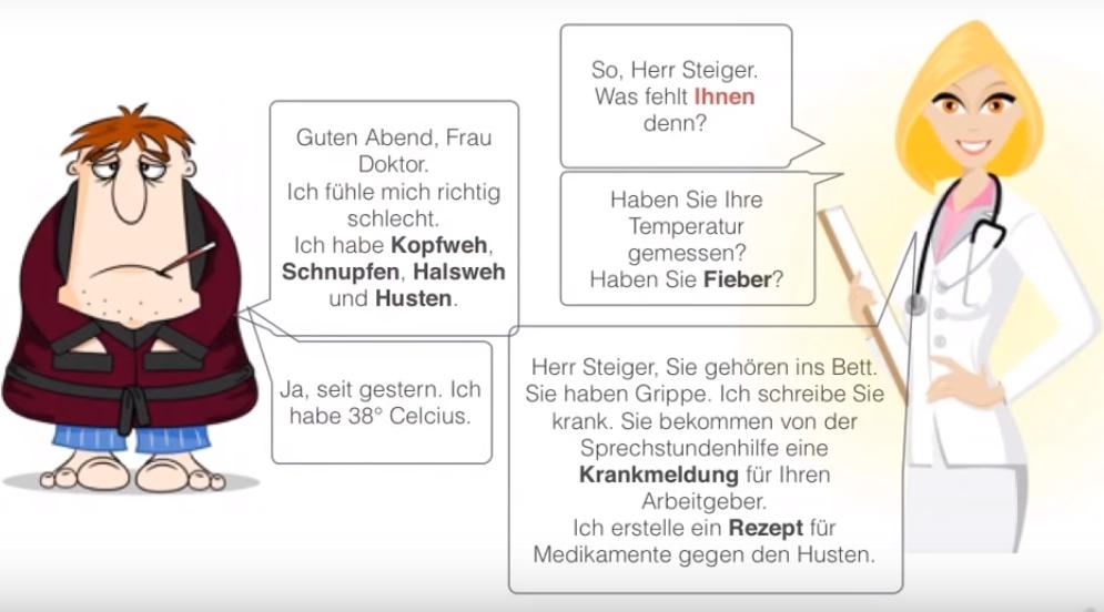 German Vocabulary Doctor